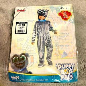 BNWT DISNEY puppy dog pals halloween costume